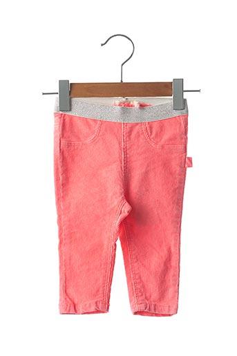 Pantalon casual rose BILLIEBLUSH pour fille