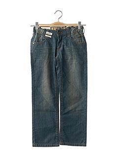 Jeans coupe droite bleu TOM TAILOR pour garçon