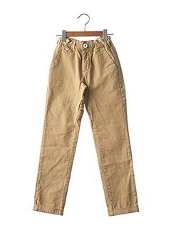 Pantalon chic beige BILLYBANDIT pour garçon