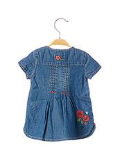 Robe mi-longue bleu BOBOLI pour fille seconde vue