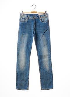 Jeans coupe droite bleu KAPORAL pour garçon
