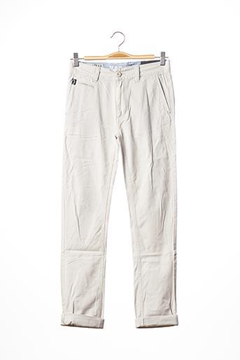 Pantalon casual gris KAPORAL pour garçon