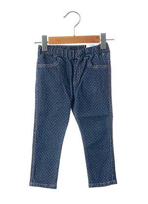 Jeans skinny bleu MAYORAL pour fille