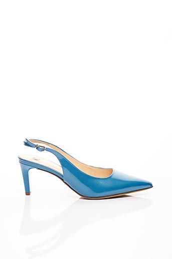 Escarpins bleu HOGL pour femme