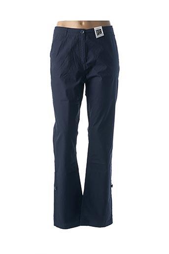 Pantalon casual bleu REGATTA pour femme
