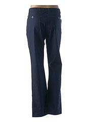 Pantalon casual bleu REGATTA pour femme seconde vue