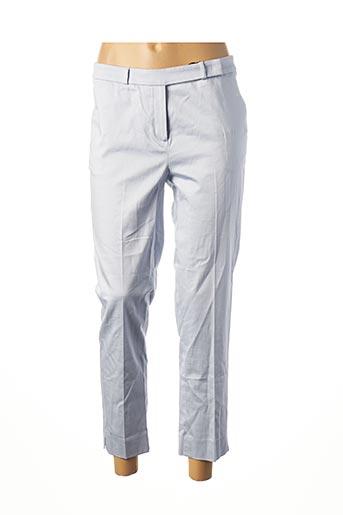 Pantalon 7/8 bleu MAISON 123 pour femme