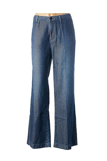 Jeans coupe large bleu MAISON 123 pour femme