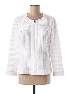 Veste chic / Blazer blanc GERRY WEBER pour femme