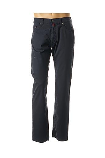 Pantalon casual bleu PIERRE CARDIN pour homme