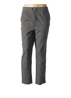 Jeans bootcut gris ONLY pour femme