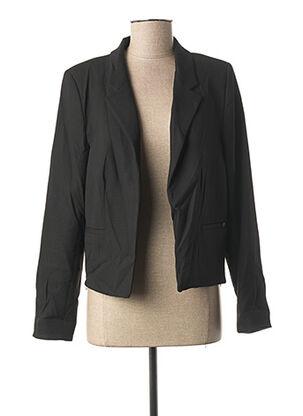 Veste chic / Blazer noir I.CODE (By IKKS) pour femme