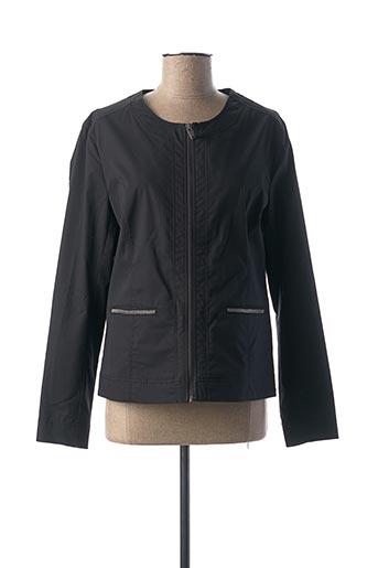 Veste casual noir JOCAVI pour femme