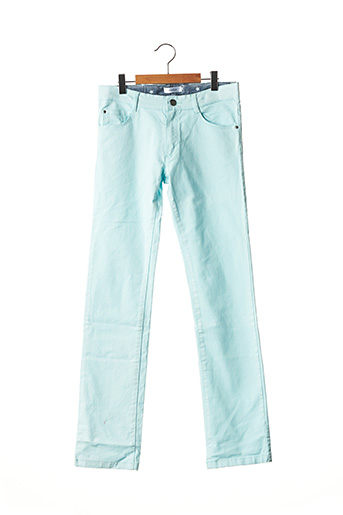 Pantalon casual bleu MARESE pour garçon