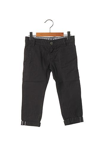 Pantalon casual noir MARESE pour garçon