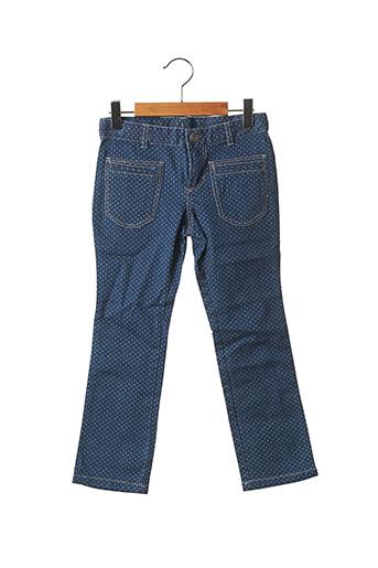 Jeans coupe slim bleu MARESE pour fille