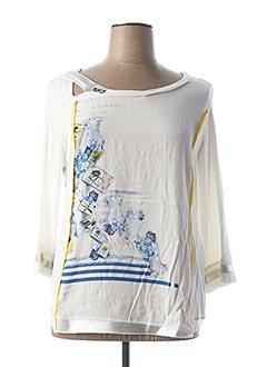Produit-T-shirts-Femme-ELISA CAVALETTI