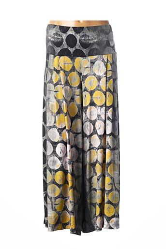 Pantalon casual noir ALEMBIKA pour femme