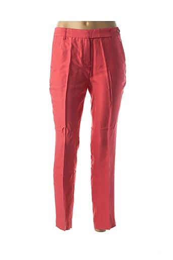 Pantalon casual rouge GERARD DAREL pour femme