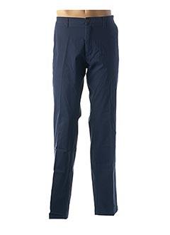 Pantalon casual bleu PETER COFOX pour homme