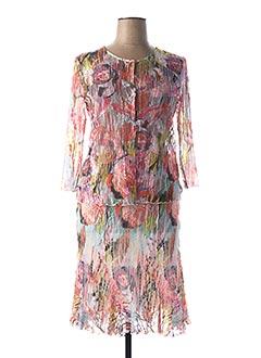 Veste/jupe rose TELMAIL pour femme