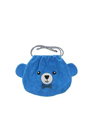 Pochette bleu MILK ON THE ROCKS pour enfant