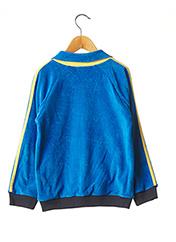 Veste casual bleu MILK ON THE ROCKS pour garçon seconde vue