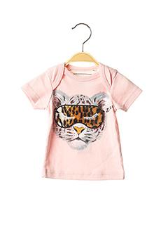 Produit-T-shirts-Fille-MILK ON THE ROCKS
