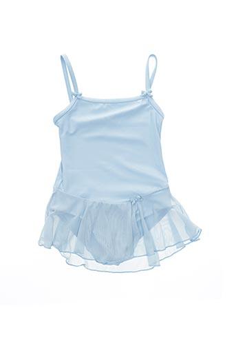 Body bleu ATTITUDE pour fille