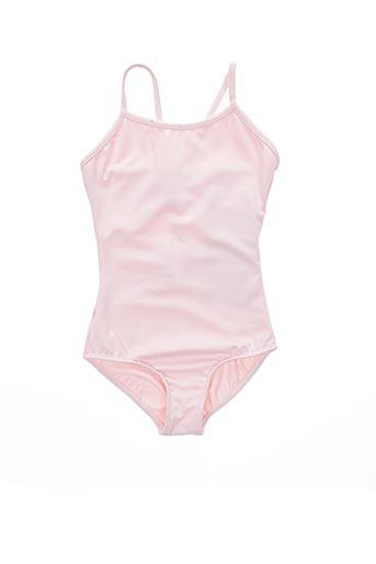 Body rose MIRELLA pour fille
