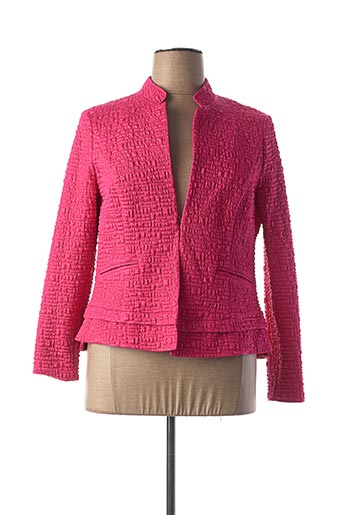 Veste chic / Blazer rose FRANK WALDER pour femme