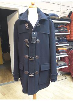 Manteau long bleu DIGEL pour homme