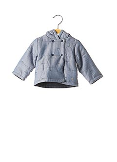 Doudoune bleu MARESE pour enfant