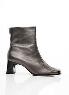 Bottines/Boots gris SWEET pour femme