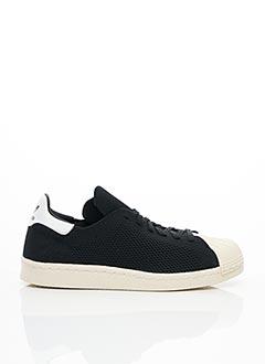 Baskets noir ADIDAS pour homme