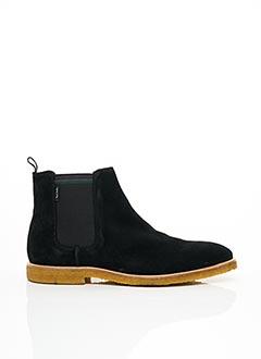 Bottines/Boots noir PAUL SMITH pour homme