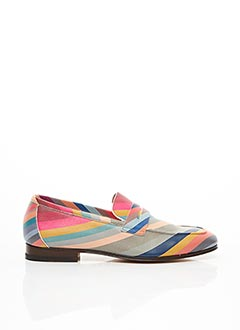 Mocassins rose PAUL SMITH pour femme