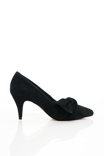 Escarpins noir BIANCO. pour femme