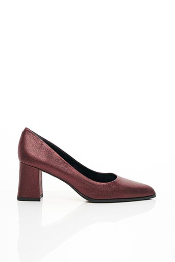 Escarpins rouge ELIZABETH STUART pour femme