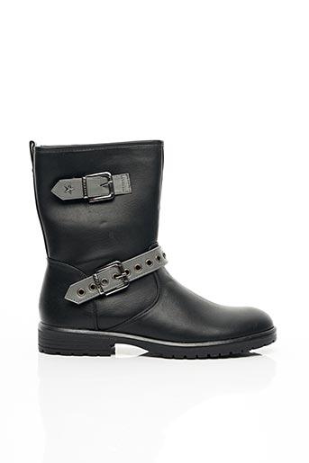Bottines/Boots noir GIOSEPPO pour fille