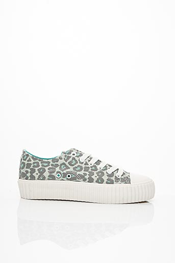 Baskets bleu COOL WAY pour femme