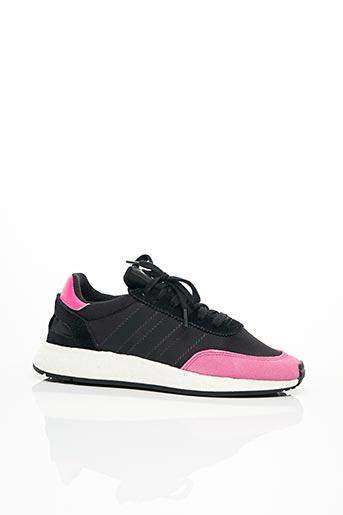 Baskets rose ADIDAS pour femme