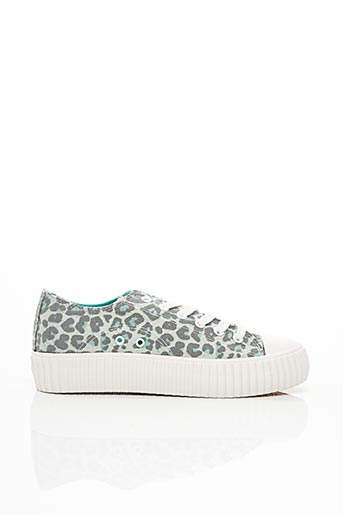 Baskets gris COOL WAY pour femme
