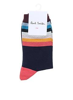 Chaussettes bleu PAUL SMITH pour femme