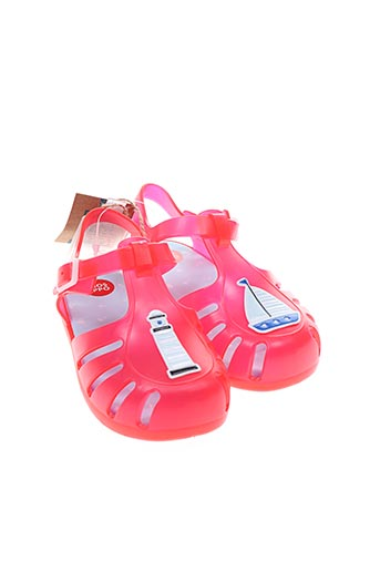 Sandales/Nu pieds rouge GIOSEPPO pour enfant