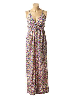 Combi-pantalon rose GOLD&SILVER PARIS pour femme