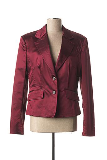 Veste chic / Blazer rouge GALLIANO pour femme