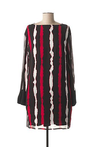 Robe courte noir CAVALLI pour femme