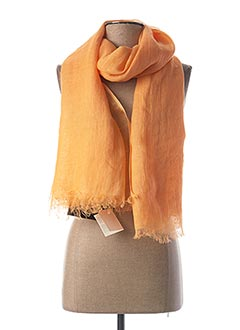 Foulard orange WEEKEND MAXMARA pour femme