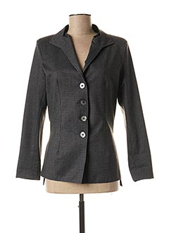 Veste chic / Blazer gris LO! LES FILLES pour femme